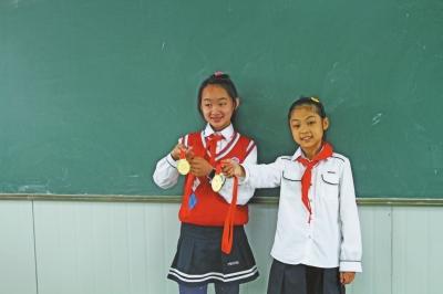 三个小学生从土家山歌中找到科学道理 ——我区小学生
